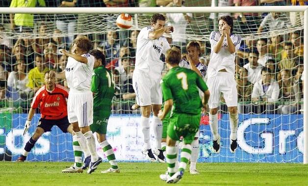 Trofeo Ramón de Carranza 2007 Real Madrid Betis