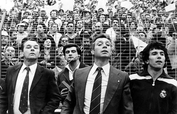 Serbios en la historia del Real Madrid
