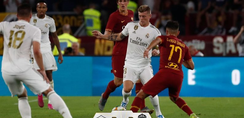 Calificaciones Blancas | AS Roma 2(5)-2(4) Real Madrid