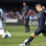 Toni Kroos Real Madrid Gol Celta Balaidos