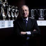 Presidente Florentino Pérez Real Madrid