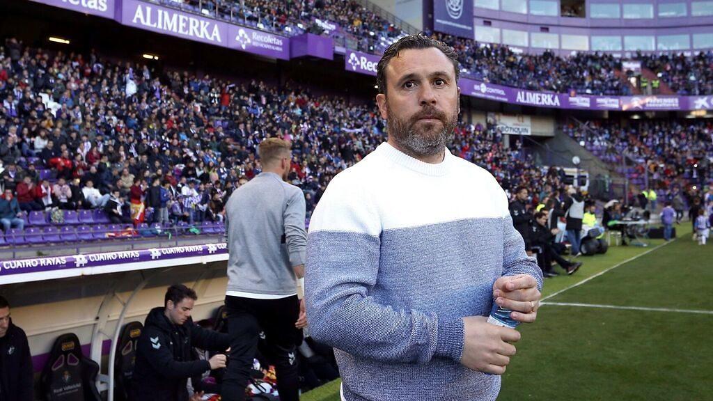 Sergio González entrenador Real Valladolid scouting liga 2019-2020