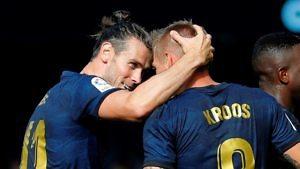 Bale Kroos Real Madrid Celta Actitud Balaidos