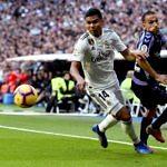 Casemiro Real Madrid Valladolid Bernabéu