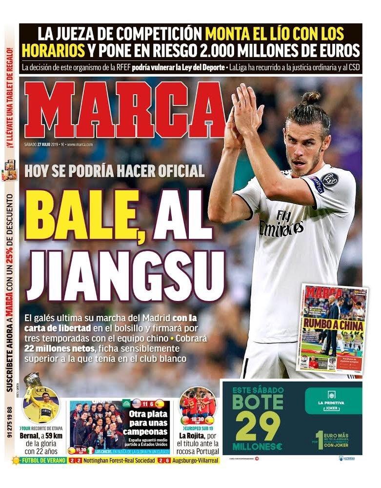 Bale China Portada Marca