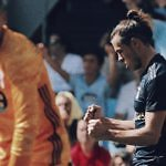 Gareth Bale Real Madrid Celta Balaidos Liga 2019-2020 Celebracion