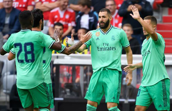 Calificaciones Blancas | Red Bull Salzburg 0-1 Real Madrid