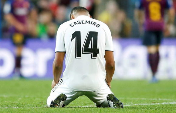 El pilar del Real Madrid se llama Casemiro