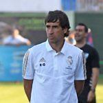 Castilla entrenador Raúl González