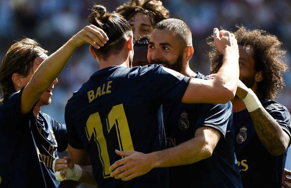 Calificaciones Blancas | Celta de Vigo 1-3 Real Madrid (Liga 2019-2020)