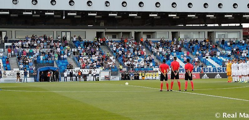 RM Castilla | Gran debut en casa (3-1)