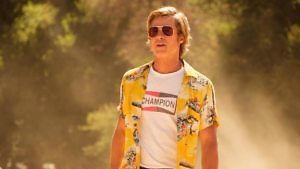 Erase una vez en Hollywood Brad Pitt Tarantino pelicula