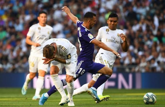 Calificaciones Blancas | Real Madrid 1-1 Real Valladolid (Liga 2019-2020 Jornada 2)