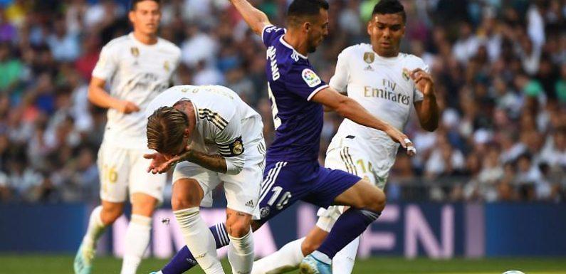 Calificaciones Blancas | Real Madrid 1-1 Real Valladolid (Liga 2019-2020 Jornada 2)