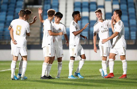 RM Castilla   El Castilla de Raúl ya carbura (3-0)
