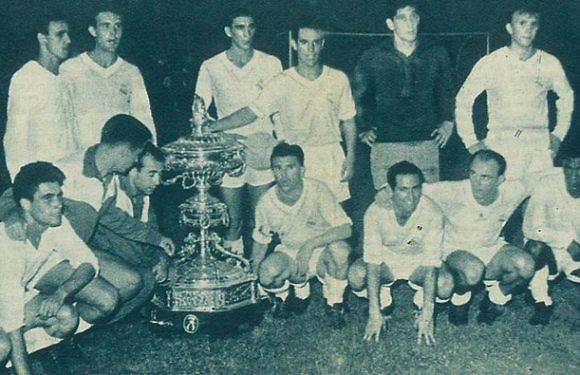 El Real Madrid en el Trofeo Ramón de Carranza