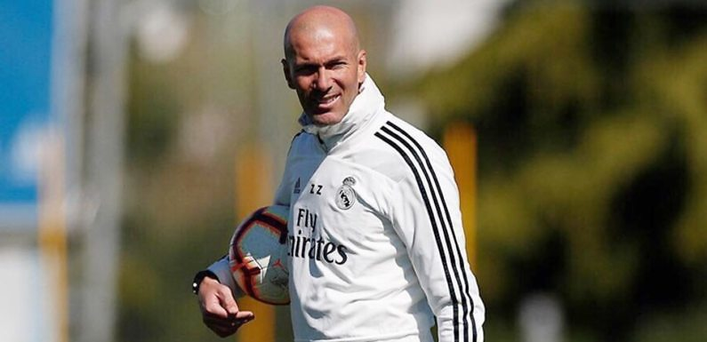 Zidane´s project … and what do we expect in the first year
