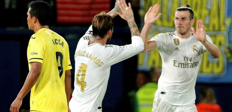 Calificaciones Blancas | Villareal 2-2 Real Madrid (Liga 2019-2020 Jornada 3)