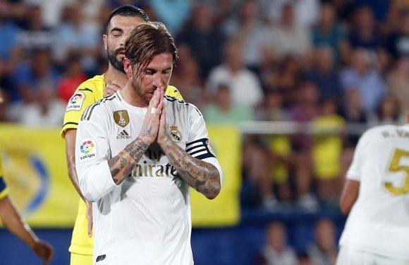 Sergio Ramos and the bad defense