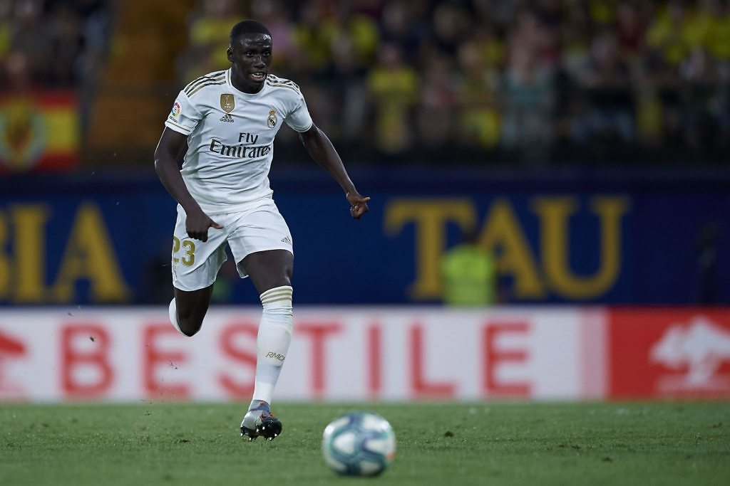 Ferland Mendy Villarreal Real Madrid