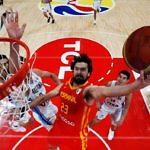 Sergio Llull Mundobasket España Argentina Final 2019