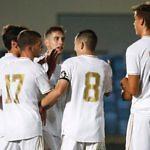 Castilla Langreo Segunda B Real Madrid