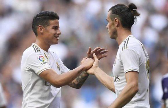 Opinión   James, Bale y los dilemas de Zidane