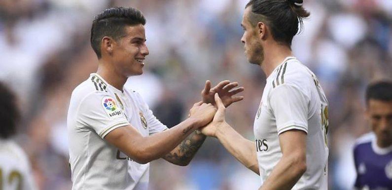 Opinión | James, Bale y los dilemas de Zidane