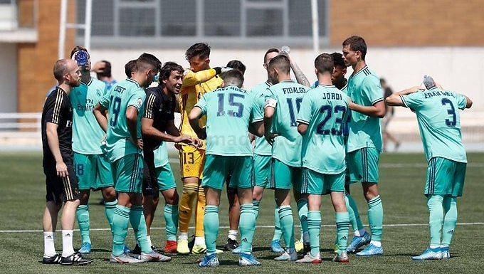 RMCastilla | La falta de pegada condena al Castilla (2-0)