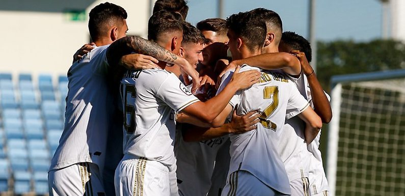 RM Castilla | Vendaval blanco (3-1)