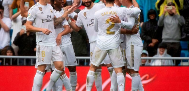 Calificaciones Blancas | Real Madrid 3-2 Levante (Liga 2019-2020 Jornada 4)