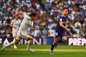James Rodriguez Real Madrid Levante UD Bernabeu liga 2019-2020