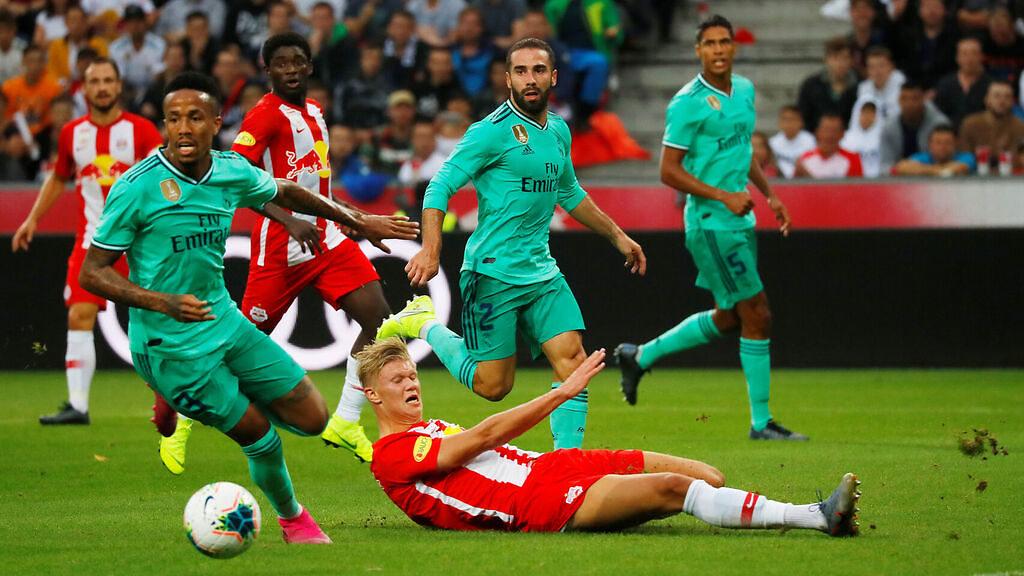Eder Militao Real Madrid Salzburgo