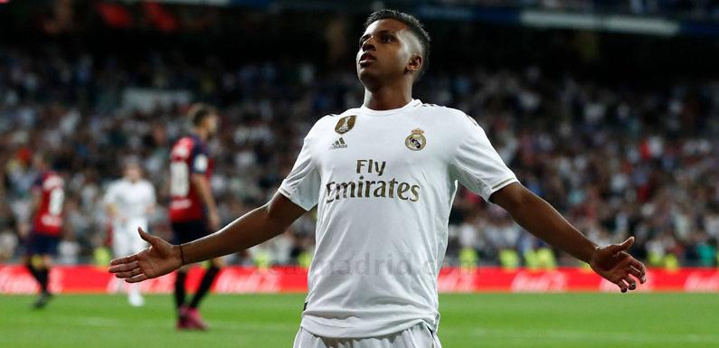 Calificaciones Blancas | Real Madrid 2-0 Osasuna