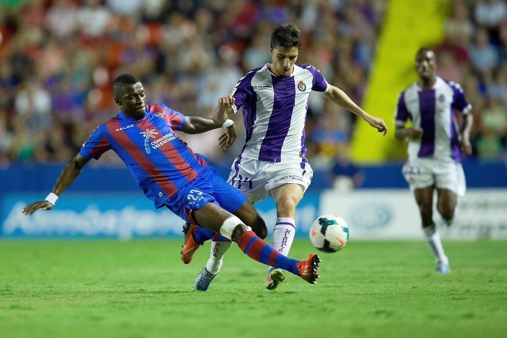 Levante UD Real Valladolid liga 2019-2020