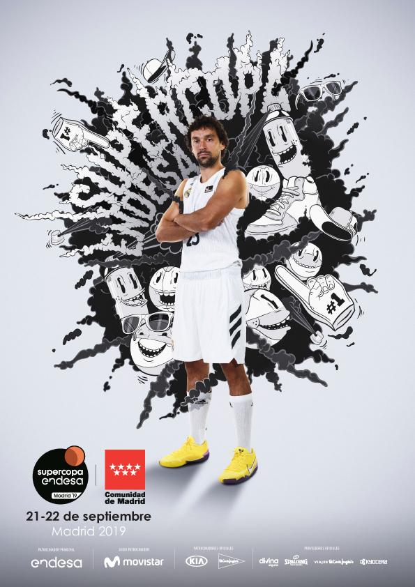 Real Madrid Baloncesto Sergio Llull Supercopa ACB Endesa 2019