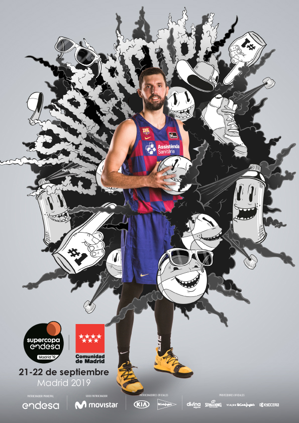 FC Barcelona Nikola Mirotic Supercopa ACB Endesa 2019