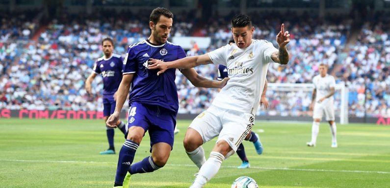 Previa Real Madrid – Real Valladolid | Dos realidades distintas en el José Zorrilla