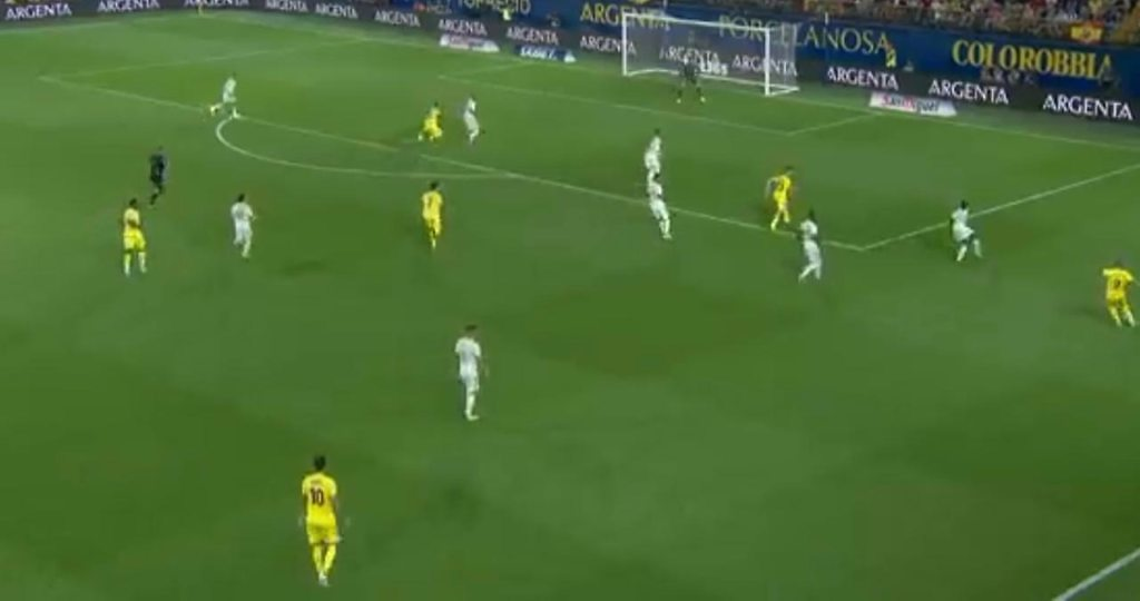 Sergio Ramos Goles Villarreal Real Madrid