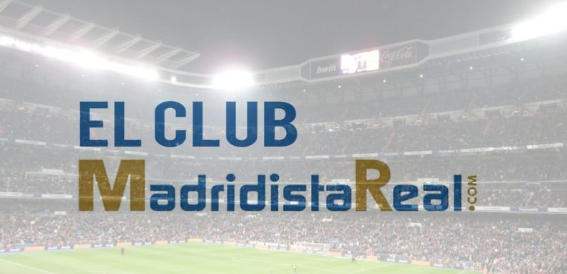 El Club de Madridista Real | @Antonio_Morato_