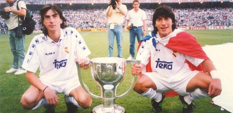 De Bale y James a Zamorano y Amavisca
