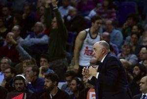 Pablo Laso Real Madrid Baloncesto WiZink Center