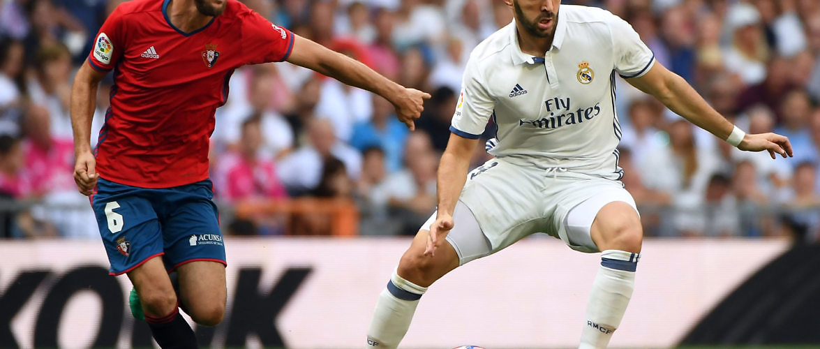 It's been a while since Real Madrid lost against Osasuna
