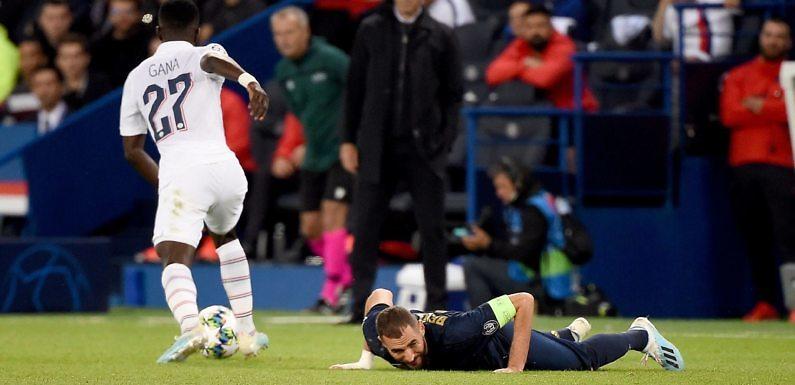 Calificaciones Blancas | PSG 3 – 0 Real Madrid (Champions League 2019-2020)