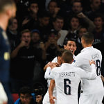Gol Di Maria PSG Real Madrid Champions League 2019-2020