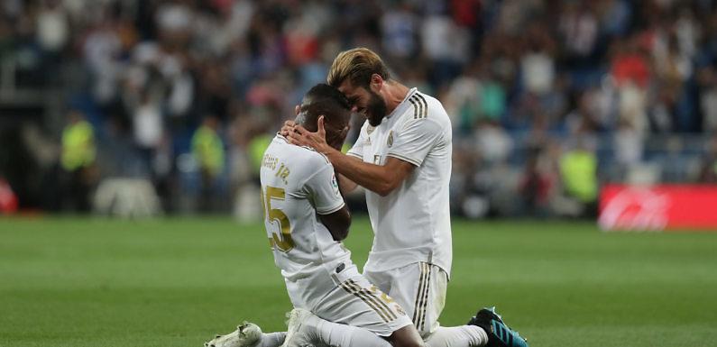 Minuto 93 del Real Madrid – Osasuna (Liga Santander 2019-20 Jornada 6)