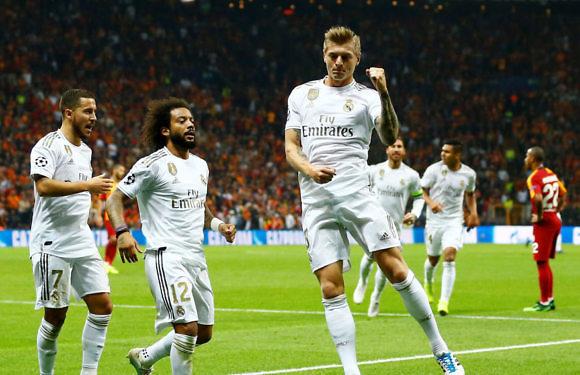 Previa Real Madrid- Galatasaray | A repetir resultado en el Bernabéu