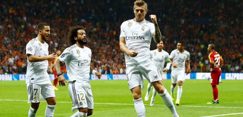 Calificaciones Blancas | Galatasaray 0-1 Real Madrid