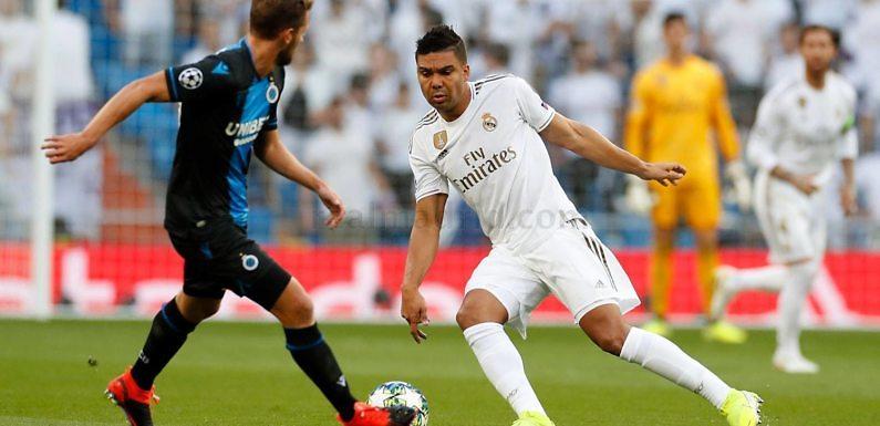 Calificaciones Blancas | Real Madrid 2-2 Club Brujas