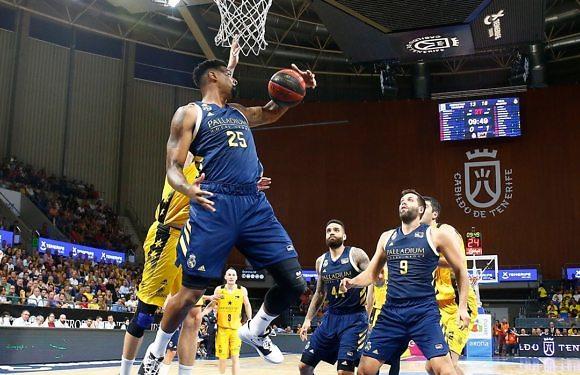 Liga ACB | Llull está de vuelta (71-76)